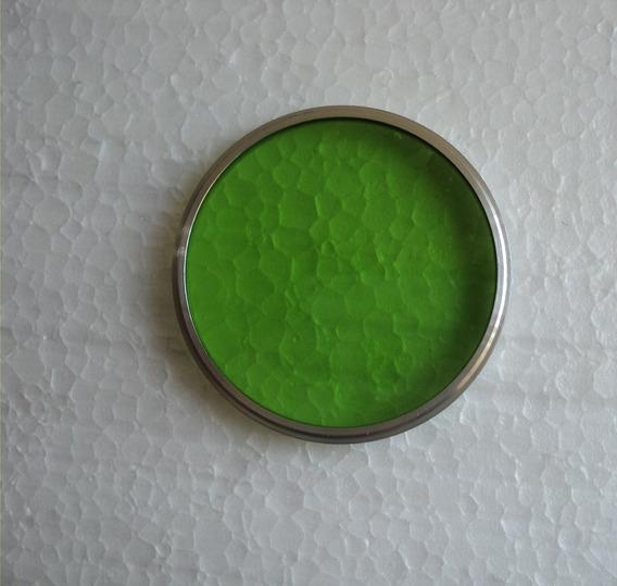 Filtro Yashica Para Lente 55mm Verde Usado