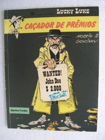 Lucky Luke - Caçador De Prêmios - Editora Martins Fontes