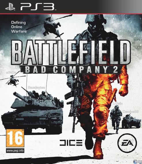 Battlefield Bad Company 2 Ps3 - Mídia Física | Playgorila