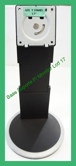Base Suporte P/ Monitor Lcd 17 Lg/positivo Po17t107s !