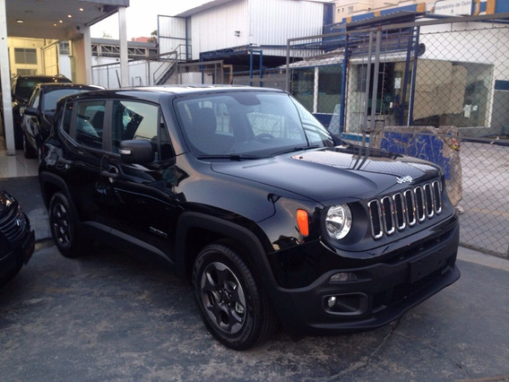 Jeep Renegade Longitude 1.8 Aut. Flex 0km