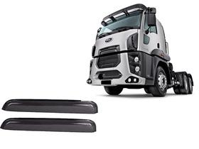 Jgo Calha De Chuva Acrilica Ford Cargo Novo