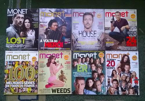 Monet - Capas Temáticas: Séries Tv (36, 58, 61, 68, 70, 7