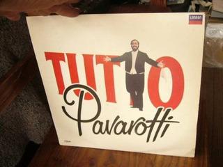 Pavarotti Tuto Lp Vinilo Doble