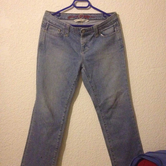 Pantalon Tommy Hilfig Dama Moda Boy Friend Semi Corto