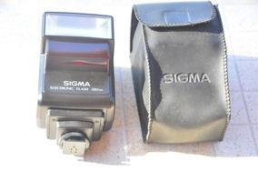 Flash Sigma 280 Eo Otimo Estado!