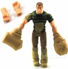 Boneco Action Figure Homem Areia Sandman Homem Aranha 9 Cm