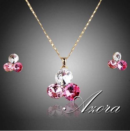 Bijuterias Finas Diamantes De Cristal Gota De Água