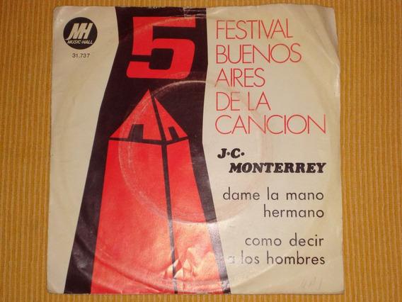 J C Monterrey - Disco Simple - Dame La Mano Hermano