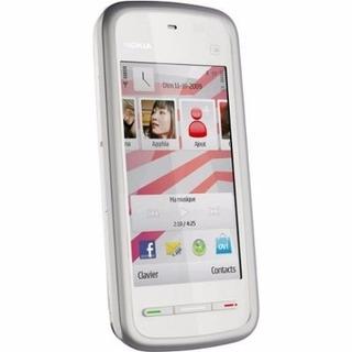 Nokia 5230 3g Redes Sociais Gps Rádio Mp3 Whats Novo Desbloq