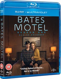Blu Ray Bates Motel - 1ª Temporada - Duplo, Dub/leg, Lacrad