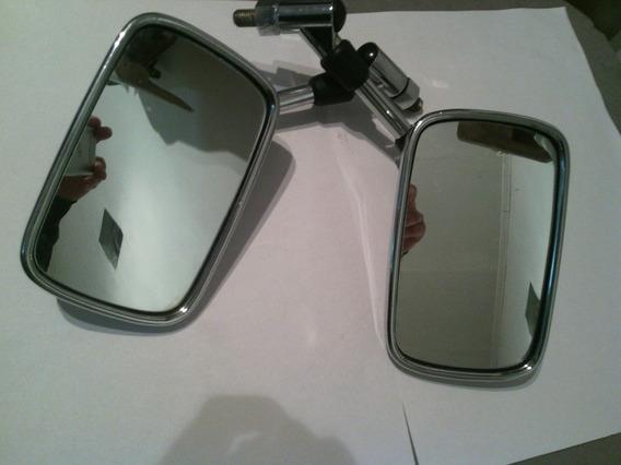Espelhos Retrovisor Intruder Lc1500 Original Par
