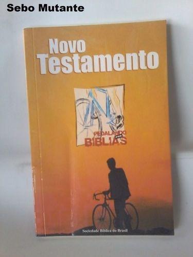 Novo Testamento - Pedalando Por Biblias