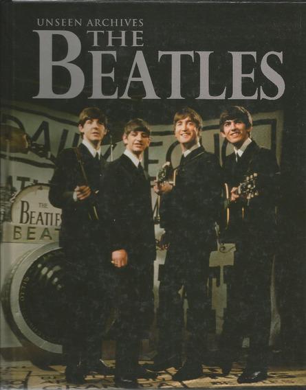 Livro Unseen Arquives The Beatles, Semi-novo, Importado
