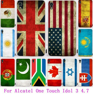 Case Capa Alcatel One Touch Idol 3 4.7