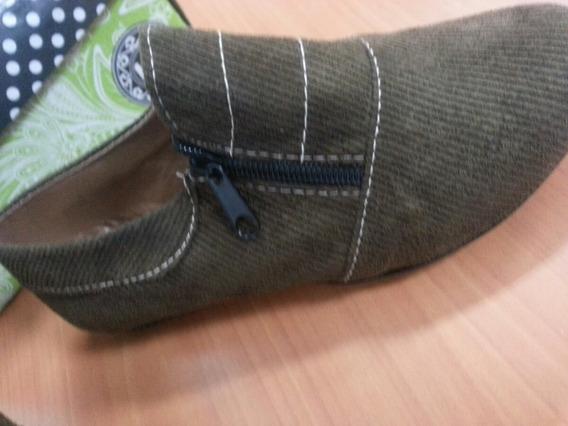 Zapato Maria Pizzola Usado