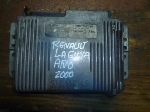 Vendo Computadora Renault Laguna Año 2000, # Hom7700105817