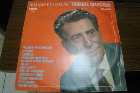Lp Vicente Celestino 60 Anos De Canção 1968
