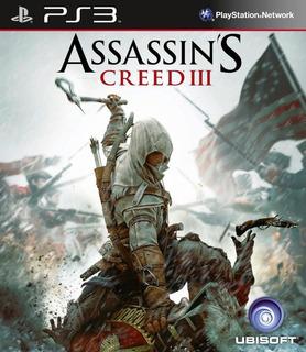 Assassins Creed 3 Ps3 Playstation 3 Original