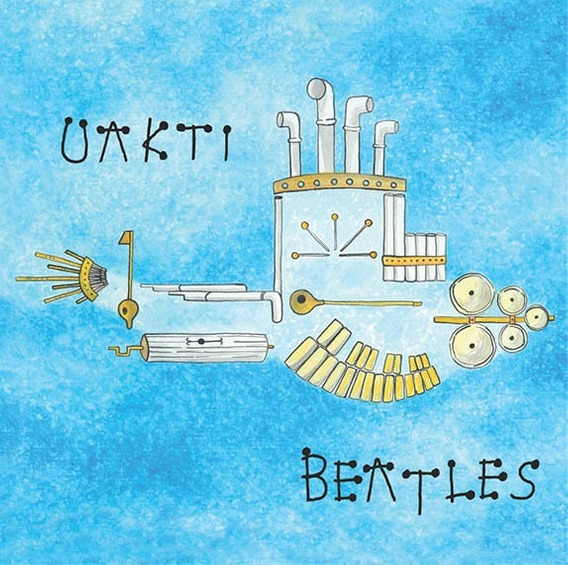 Cd Uakti - Beatles ( Original / Lacrado )