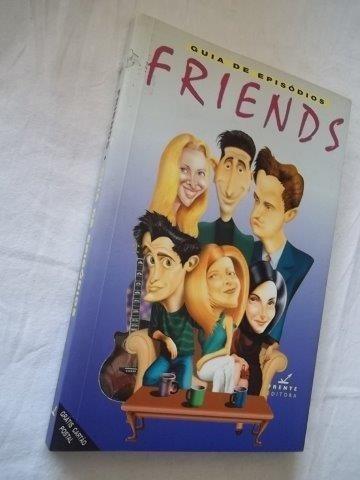 * Livro - Friends - Literatura Estrangeira