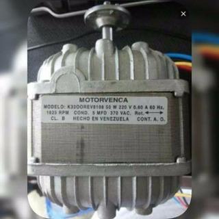 Motor Ventilador-extractor Motorvenca De 50w 220v