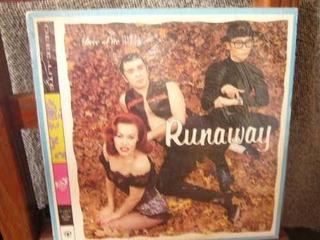 Dee-lite Runaway 12 Satoshi Tommy Lp Made In Usa!