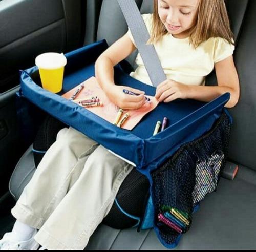 2 Pack Mesa Auto Auto + Puzzle Ingenio Niños Viajes