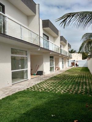 Casa Em Condomínio Residencial Em Lauro De Freitas - Ba, Praia De Ipitanga - Ca01349