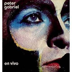 Peter Gabriel En Vivo-2 Lps Disco Exelente!