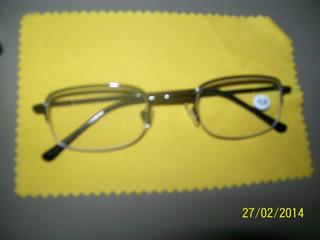Oculos Unissex Barato Promoção Masculino Feminino +2,5