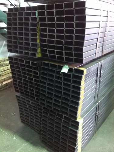 Tubo Rectangular 2x1 X6mts Esp 0.90 / Cal 20