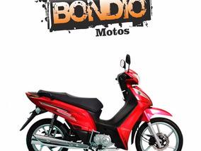 Corven Energy 125 Ed - Bondio Motos