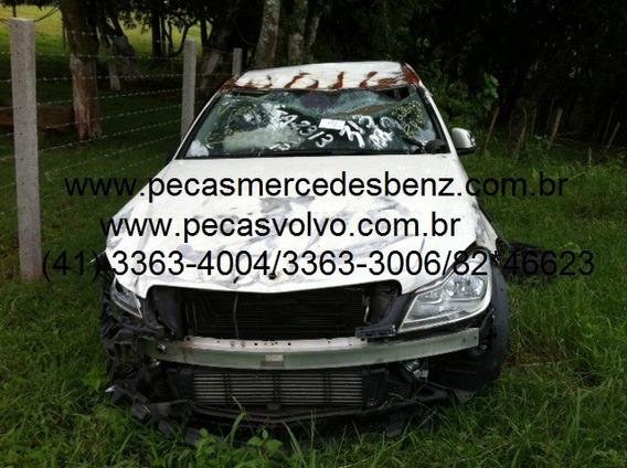 Mercedes C180 Cgi C200 C250 K Motor / Cambio Em Peças
