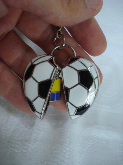 Chaveiro Bola 3d Brasil Seleção Camisa