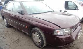 Sucata Subaru Legacy 2.0 1995-1997 Motor E Caixa Peças