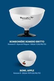 Coleção Caras Romero Britto - Bomboniere