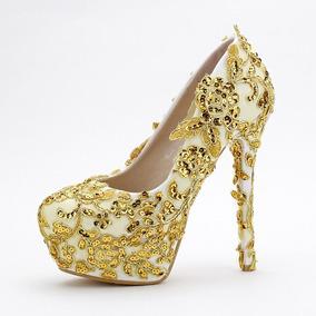 Sapato Plataforma Exuberante