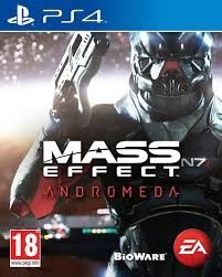 Mass Effect Andromeda Ps4 Mídia Fìsica ( Pronta Entrega ! )