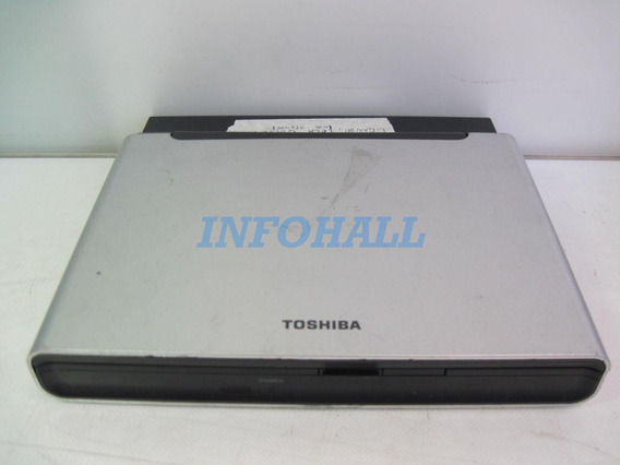 Aparelho Dvd Portátil Toshiba Sd-1600 No Estado
