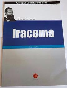 Livro Iracema De Jose De Alencar