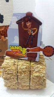 Cajitas Bota Golosineras Woody Toy Story X 10 Uds