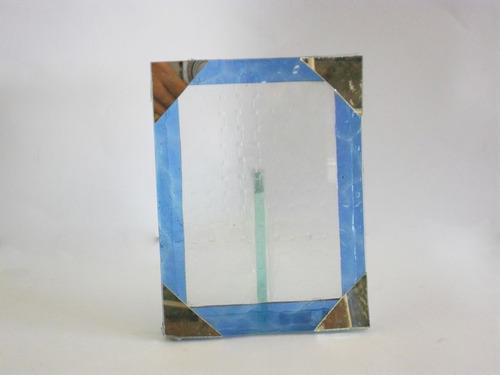 Porta-retrato De Vidro 20 X 15 Cm (vertical)