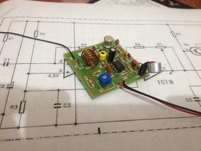 Kit Didático - Kit Para Montar-fm Transmissor-2n2219-2n2218