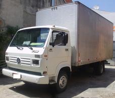 Vw 7100 Bau De Aluminio Muito Conservado Pneus Novos E Recap