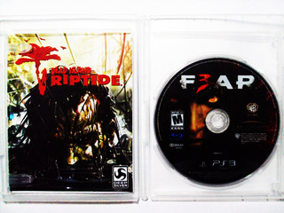 Fear Ps3 - Playstation 3