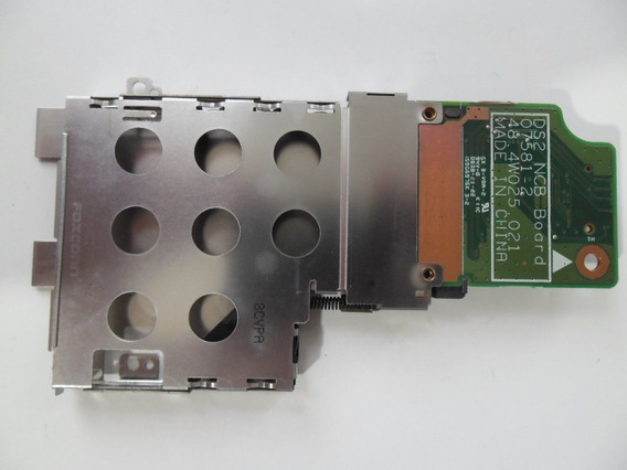 Leitor Express Card Notebook Dell Inspiron 1525 48.4w025.021