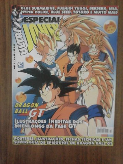 Revista Ultra Jovem Especial Nº07 - Em Excelente Estado