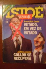 Revista Isto É - 15 De Novembro De 1989 - Numero 1052