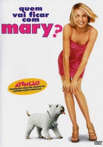 Dvd-quem Vai Ficar Com Mary?cameron Diaz,ben Stiller,matt D.